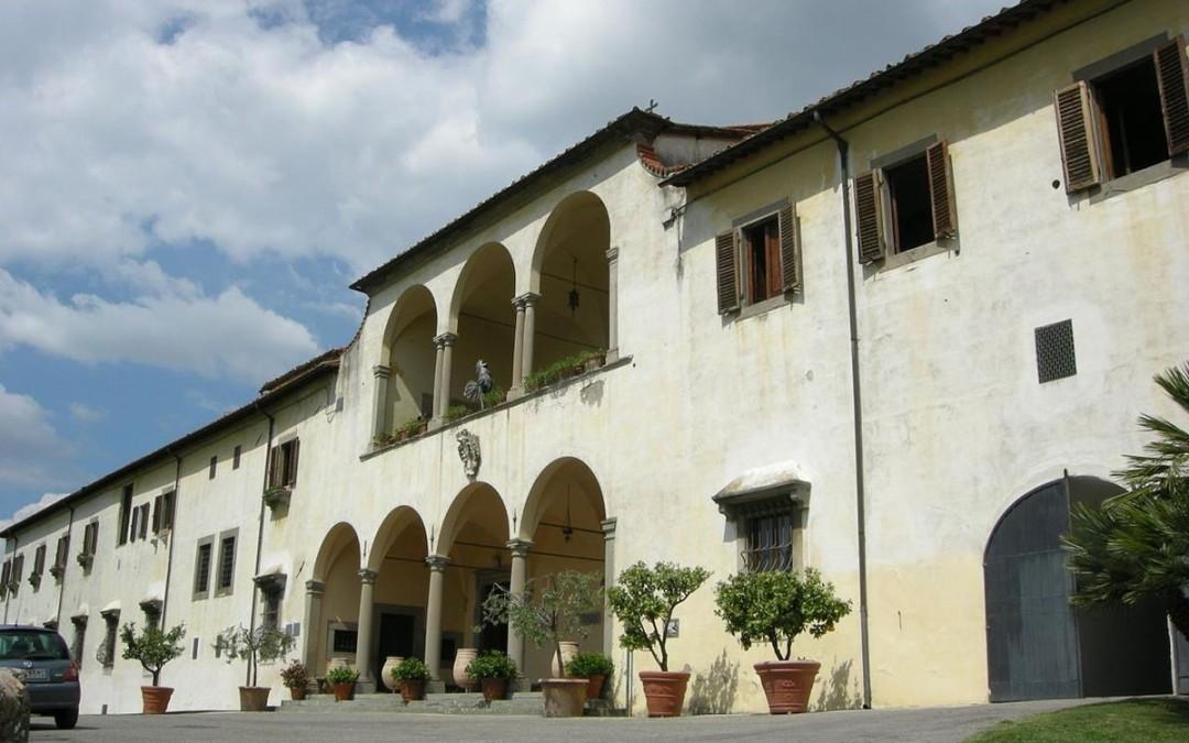 Convento di S.Ludovico di Colleviti